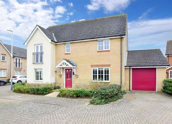 Thumbnail 4 bed detached house for sale in Collard Place, Hawkinge, Folkestone, Kent
