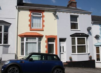 Thumbnail 2 bed terraced house to rent in Welsford Avenue, Plymouth