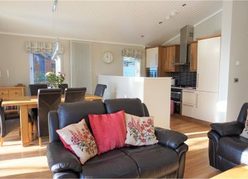 Thumbnail 3 bed lodge for sale in Ambleside Road, Windermere