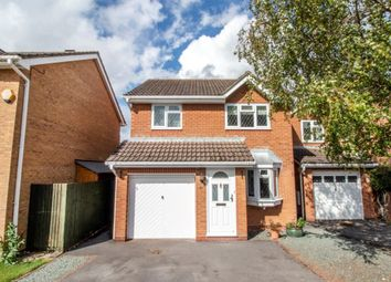 Thumbnail Detached house for sale in Lapin Lane, Basingstoke