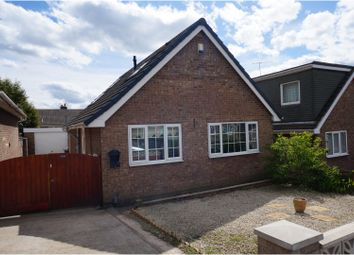 Thumbnail 4 bed detached bungalow for sale in Lund Close, Barnsley
