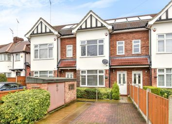Thumbnail 3 bed terraced house for sale in Devonshire Road, Mill Hill
