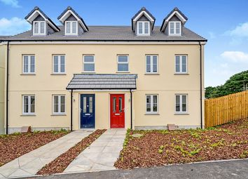 4 bed terraced house for sale in Treskerby Woods, Redruth, Cornwall TR16
