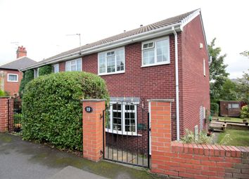 Thumbnail 3 bed end terrace house for sale in Crown Close, Barnsley