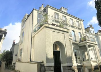 Thumbnail 2 bed flat for sale in Highbury House, 8 Woodlane Crescent, Falmouth