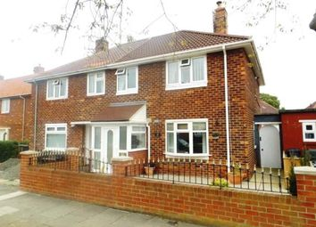 Thumbnail 3 bed semi-detached house for sale in Newington Road, Middlesbrough, .