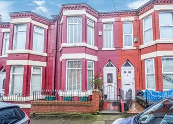 Thumbnail 2 bed terraced house for sale in Cowper Road, Old Swan, Liverpool, Merseyside
