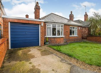 Thumbnail 3 bedroom detached bungalow for sale in Willoughby Road, Boston