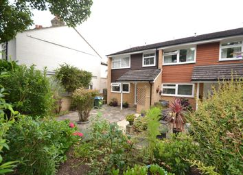 Thumbnail 4 bed end terrace house to rent in The Willows, Weybridge
