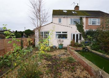 Thumbnail 4 bed semi-detached house for sale in Lawn Avenue, Peterborough