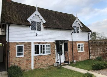 Thumbnail 3 bed flat to rent in Dormers Cottage, Bessels Green Road, Sevenoaks, Kent