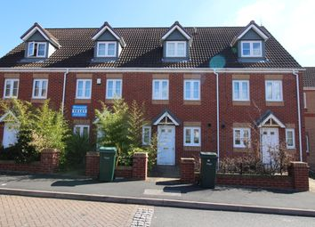 Thumbnail 3 bed terraced house for sale in Signet Square, Coventry