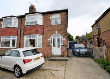 Thumbnail 3 bedroom semi-detached house for sale in 20 Graveleythorpe Road, Leeds