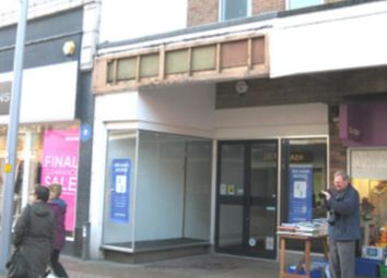 Thumbnail Retail premises for sale in White Rose Centre, High Street, Rhyl