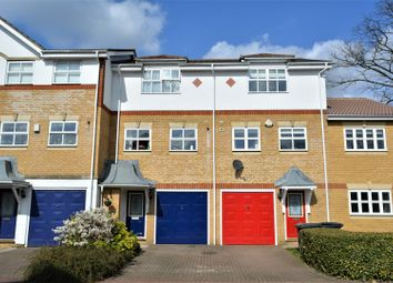 Thumbnail 3 bed terraced house for sale in Stocton Close, Guildford