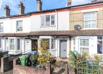Thumbnail 2 bedroom terraced house for sale in St. Marys Road, Watford
