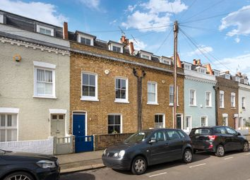 Thumbnail 4 bed terraced house for sale in Poyntz Road, London