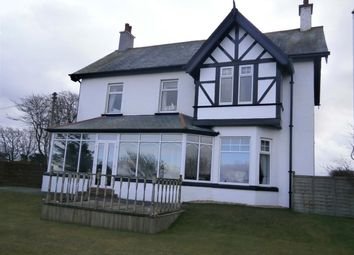 Thumbnail 4 bed detached house for sale in Skinburness Road, Skinburness, Wigton