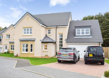 Thumbnail 5 bed detached house for sale in 6 Guthrie Tait Gardens, Dalkeith