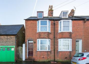 Thumbnail 2 bed semi-detached house for sale in De Montfort Road, Lewes