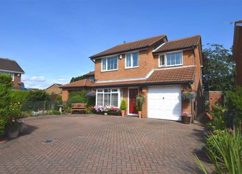 Thumbnail 4 bed detached house for sale in Prensgarth Way, Brosley Estate, South Shields