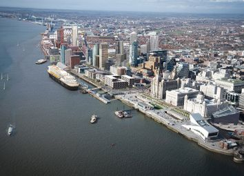 Thumbnail 2 bed flat for sale in Quayside, City Centre, Liverpool