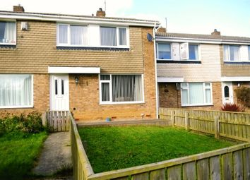 Thumbnail 3 bed terraced house for sale in Monkside, Cramlington