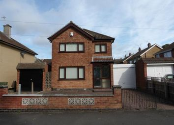 Thumbnail 3 bed detached house for sale in New Romney Crescent, Leicester, Leicestershire, England
