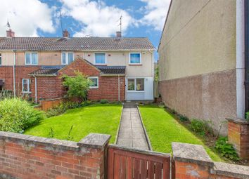 Thumbnail 3 bed end terrace house for sale in Bideford Square, Corby
