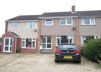 Thumbnail 3 bed terraced house for sale in Monarch Drive, Worcester