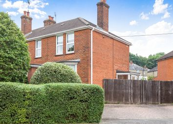 Thumbnail 3 bedroom end terrace house for sale in Longmead Avenue, Bishopstoke, Eastleigh