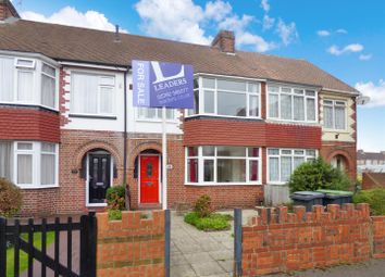 Thumbnail 3 Bed Terraced House For Sale In Tewkesbury Avenue Gosport