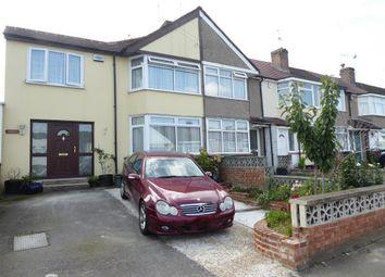 Thumbnail 4 bed end terrace house to rent in Parkside Avenue, Barnehurst, Kent