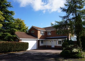 Thumbnail 4 bed detached house for sale in Breech Hedge, Rothley