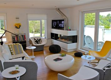 Thumbnail 5 bed detached house for sale in Goldstone Lane, Hove, East Sussex