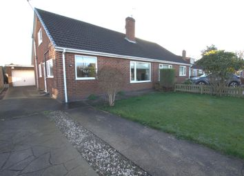 Thumbnail 3 bed bungalow for sale in Cherry Wood Crescent, Fulford, York