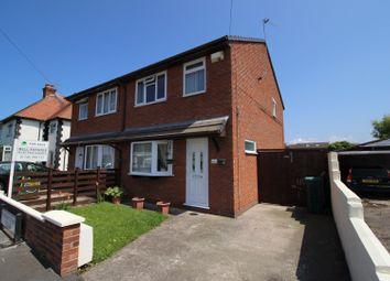 Thumbnail 3 bed semi-detached house for sale in Bodelwyddan Avenue, Rhyl, Clwyd
