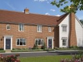 Thumbnail 3 bed end terrace house for sale in Saxon Meadows, Capel St Mary, Suffolk