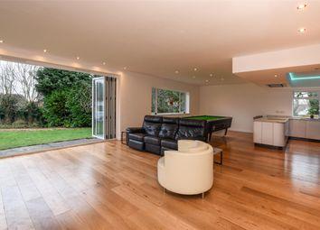 Thumbnail 6 bedroom detached house for sale in Hottsfield, Hartley, Longfield, Kent