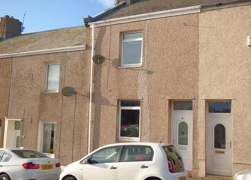 Thumbnail 3 bed terraced house for sale in South Row, Whitehaven, Cumbria