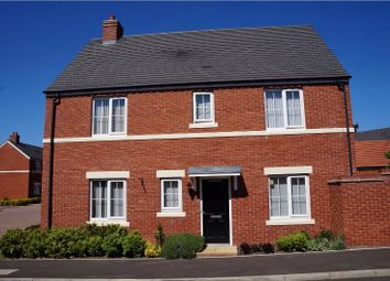 Thumbnail 4 bed detached house for sale in Seacole Way, Shrewsbury