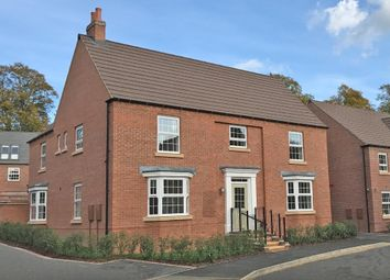 "Thumbnail 5 bed detached house for sale in ""Henley"" at Welbeck Avenue, Burbage, Hinckley"