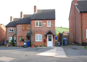 Thumbnail 2 bed property to rent in Best Avenue, Brizlincote Valley, Stapenhill