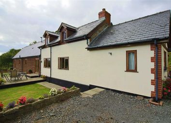 Thumbnail 3 bed detached house for sale in Sarn Hir, Meifod, Powys