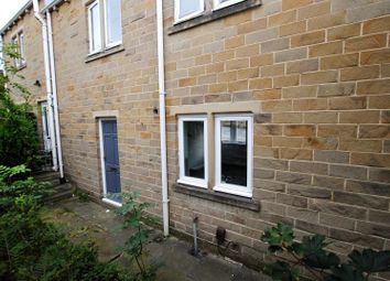 Thumbnail 1 bed flat to rent in Brougham Road, Boothtown, Halifax