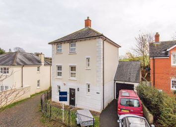 Thumbnail 3 bed detached house for sale in Saxon Close, Crediton