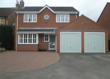 Thumbnail 4 bed detached house for sale in Candlemass Court, Mansfield Woodhouse