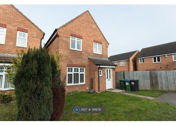 Thumbnail 3 bed detached house to rent in Crew Drive, Tividale