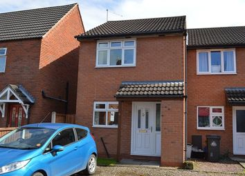 Thumbnail 2 bed town house for sale in Simons Road, Market Drayton