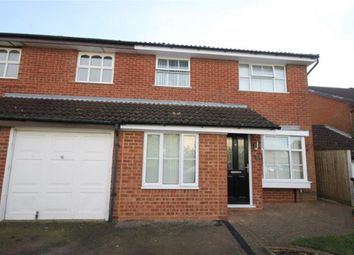 Thumbnail 3 bedroom semi-detached house for sale in Shelleycotes Road, Brixworth, Northampton
